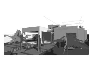 casa moderna projeto