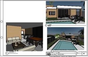 Projeto de Casa Terrea