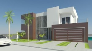 projeto arquitetonico de casa futuro
