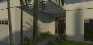 projeto casa modelo  terrea