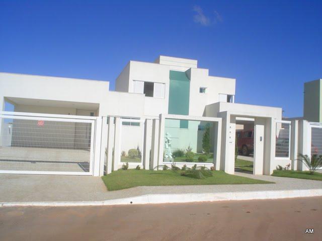 Projeto casa moderna taquari 14 4d projetos for Casa moderna 11