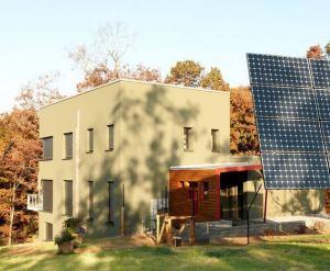 projeto casa passiva sustentavel