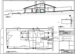 projeto casa terrea tijolo ecologico - Sheet - A4-4 - CORTE- DETALHES-LOCALIZACAO E COBERTURA-SITUACAO