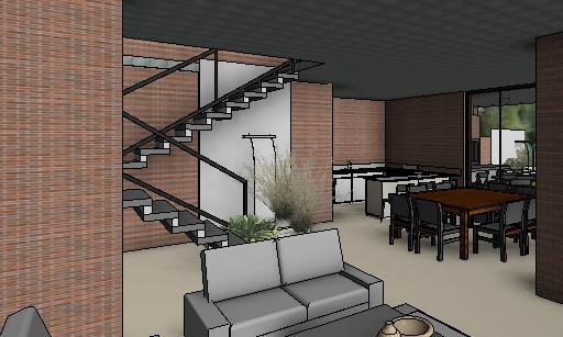 projeto casa tijolo ecologico