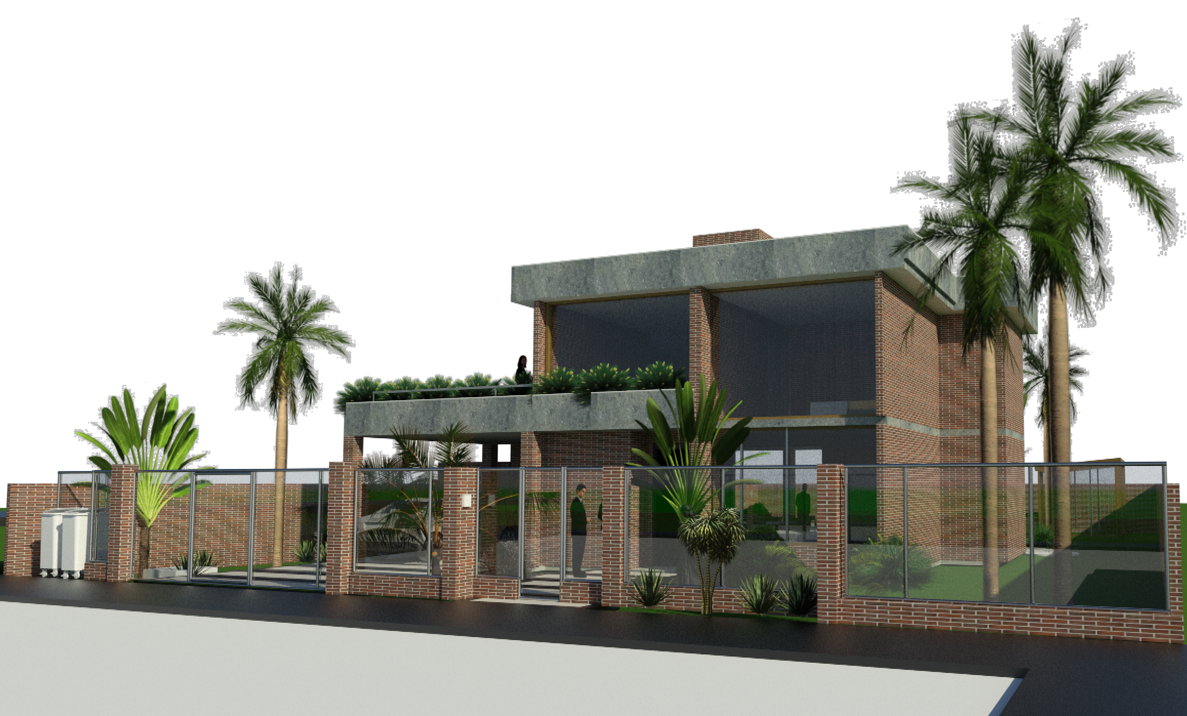 tijolo ecologico projeto casa sobrado