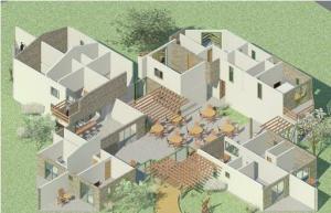 projeto de hotel pousada - Rendering - Copy (2) of -3D-_1