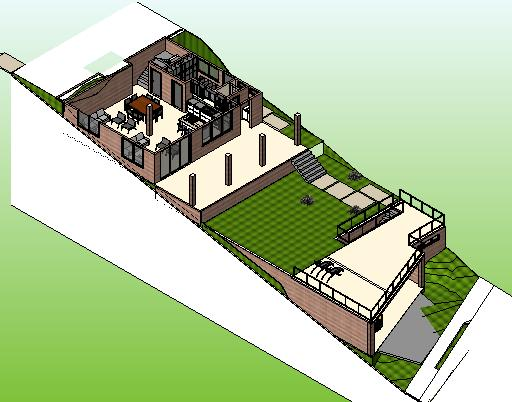 projeto ctijolo ecologico projeto casa sobrado