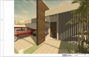 casa terrea terreno 10x20 - Sheet - 19 - Fachada