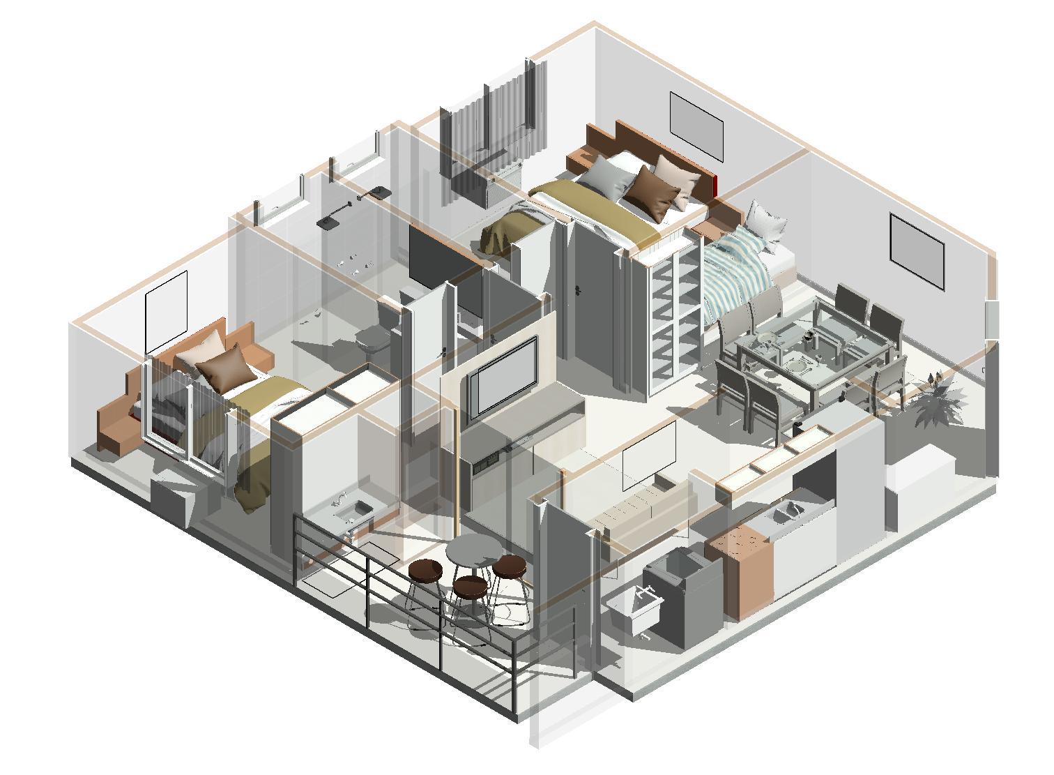 projeto de reforma apartamento